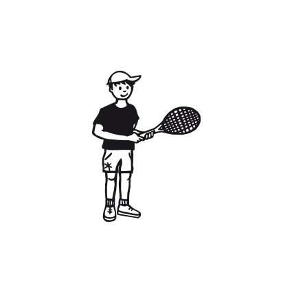 CMF GA 006 tennis