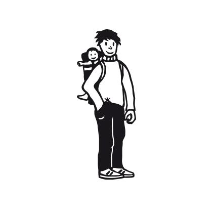 CMF PA 008 porte bebe