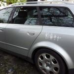 autocollants Collemafamille sur voiture