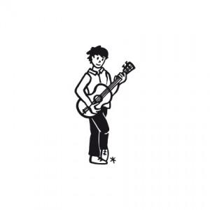 CMF JH ado 005 guitare