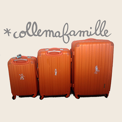valise stickers Collemafamille