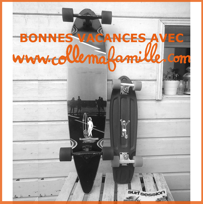 skates vacances Collemafamille